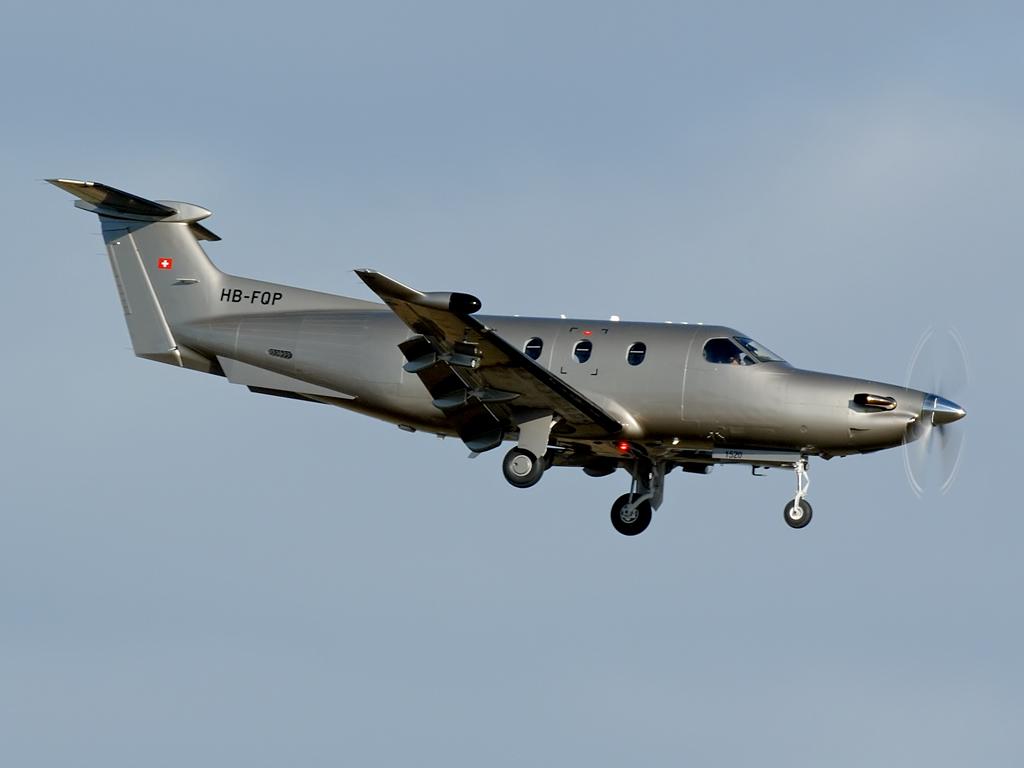 Pilatus  PC-12/47E   HB-FQP (1520)