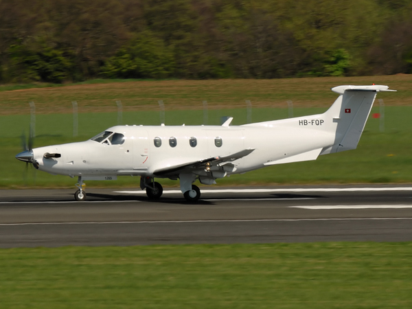 Pilatus PC-12/47NG HB-FQP(1285)