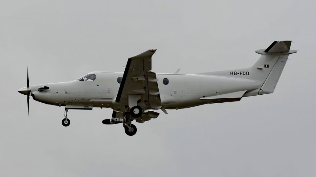 Pilatus  PC-12/47NG   HB-FQQ (1598)