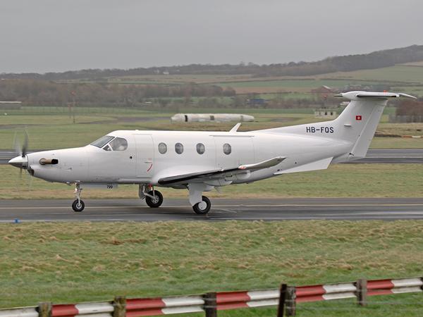 Pilatus PC-12-47   HB-FQS  (799)