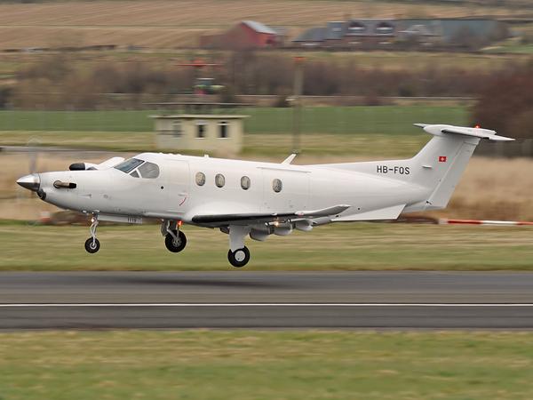Pilatus     PC-12/47NG    HB-FQS (1119)