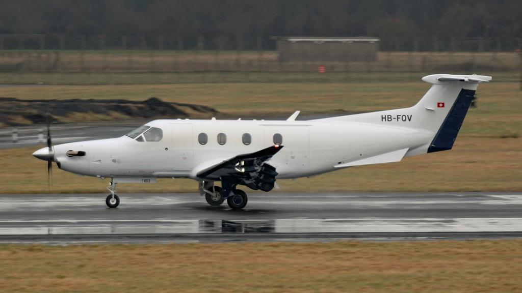 Pilatus  PC-12/47NG   HB-FQV (1603)