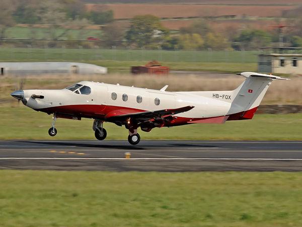 Pilatus  PC-12/47NG    HB-FQX(1125)
