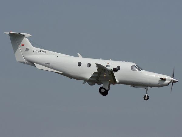 Pilatus  PC-12NG    HB-FRC(1011)