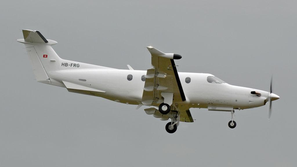 Pilatus  PC-12/47E   HB-FRG (1537)