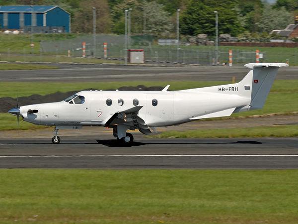 Pilatus  PC-12/47NG    HB-FRH(1134)