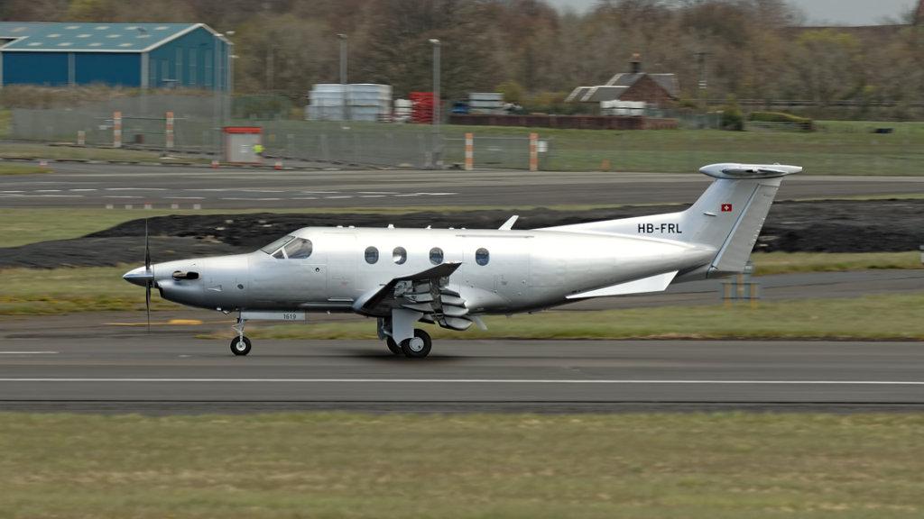 Pilatus  PC-12/47NG   HB-FRL (1619)