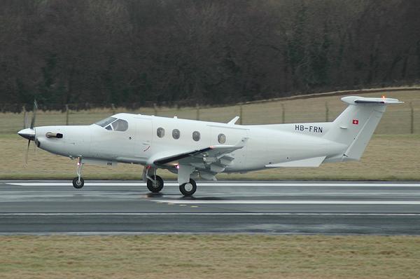 Pilatus PC-12-45   HB-FRN  (cn 616)