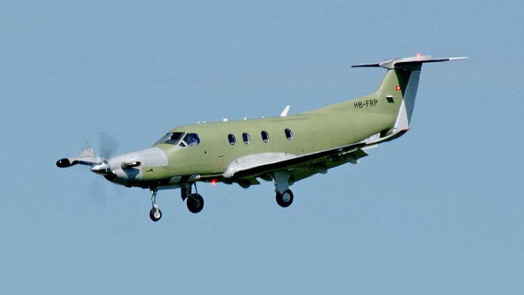 Pilatus  PC-12/47E   HB-FRP (1545)