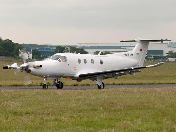 Pilatus PC-12-47   HB-FRU (cn 736)