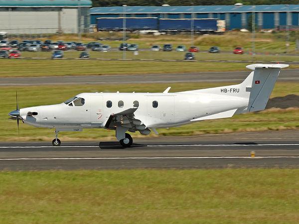 Pilatus  PC-12/47NG    HB-FRU 1147