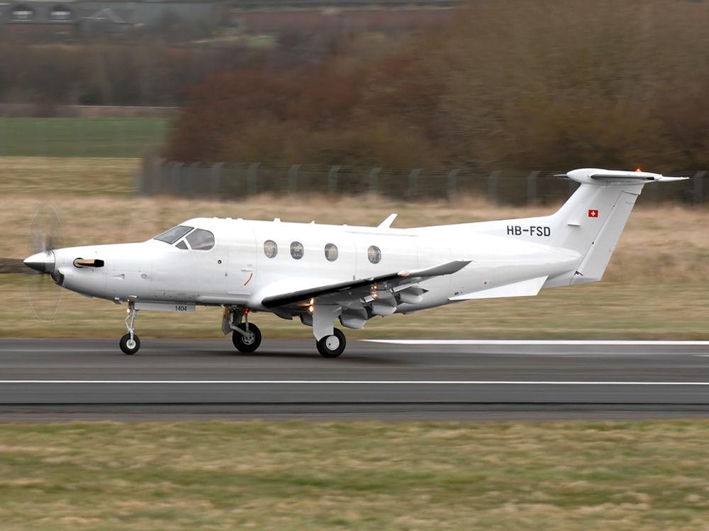 Pilatus PC-12/45NG HB-FSD (1404)