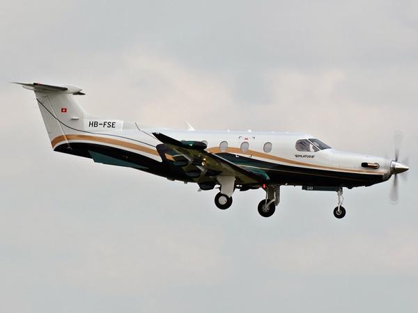 Pilatus PC-12/47  HB-FSE (849)