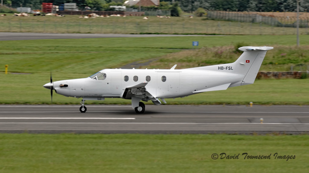 Pilatus  PC-12/47NG   HB-FSL (1645)
