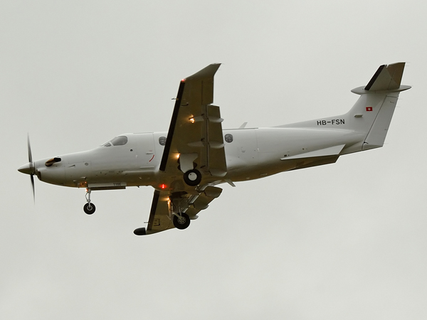 Pilatus PC-12/47NG    HB-FSN (1166)