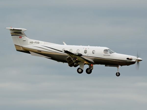 Pilatus PC-12/47NG      HB-FSQ(1167)