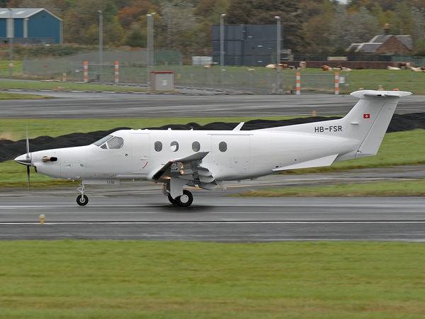 Pilatus PC-12/47NG     HB-FSR(1170)