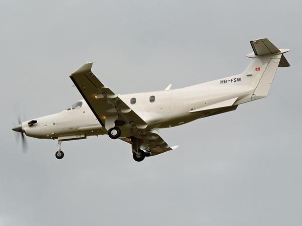 Pilatus PC-12/47NG      HB-FSW(1171)