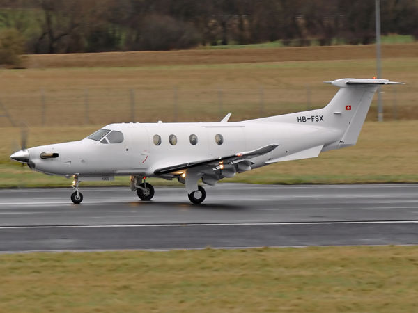 Pilatus PC-12NG   HB-FSX(1095)