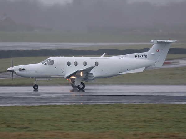 Pilatus      PC-12/47NG    HB-FTE(1181)