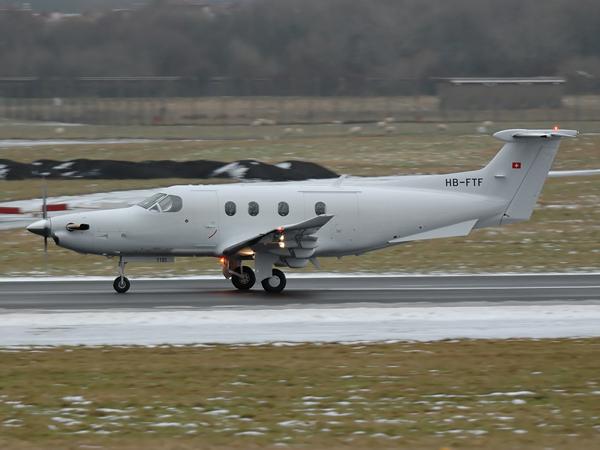 Pilatus  PC-12/47NG   HB-FTF(1185)