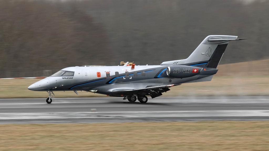 Pilatus  PC-24   HB-VXB (P02)