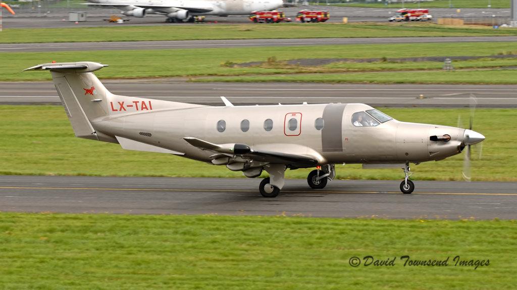 Pilatus PC-12NG   LX-TAI (1008)