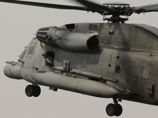 USAF Sikorsky MH53J Pave Low 70-1630
