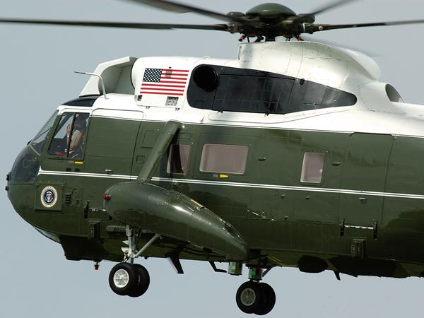 Sikorsky VH-3D Seaking