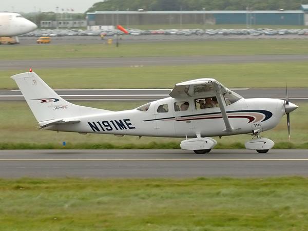 Cessna T206H Turbo StationAir     N191ME