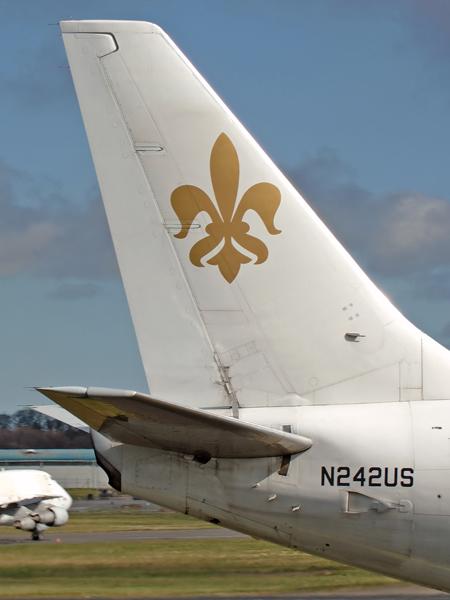 Shaheen Air Int'L    Boeing 737-201