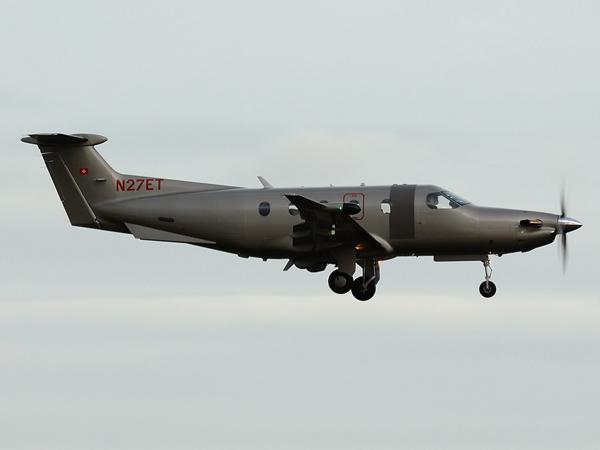 Pilatus   PC-12/47NG     N27ET(1091)
