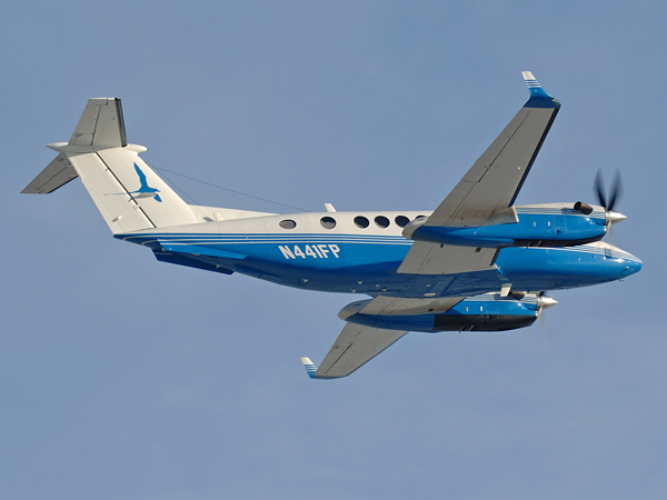 Beech  B300   Superkingair 350    N441FP