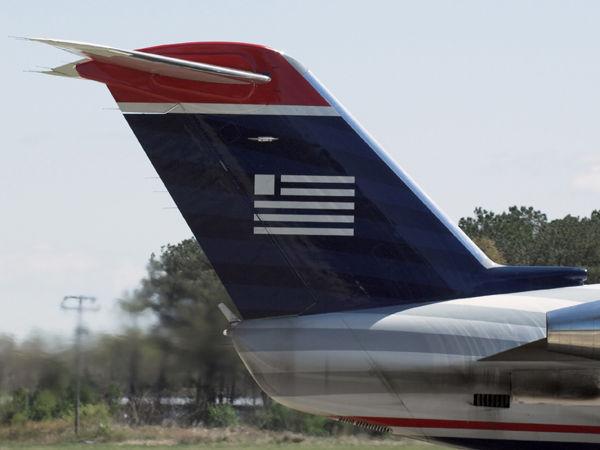 US Airways Express   CRJ 200LR