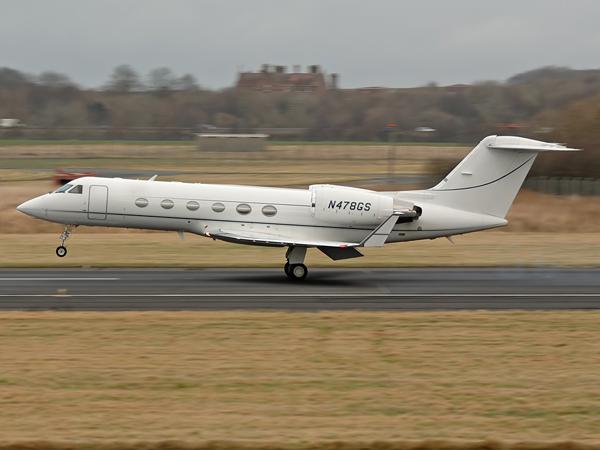 Gulfstream 4SP    N478GS
