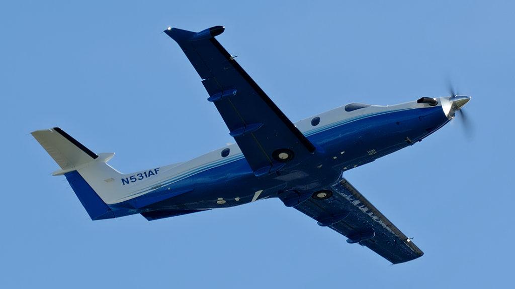 Pilatus  PC-12/47E   N531AF (1531)