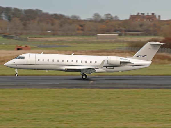 Canadair   CRJ-200ER     N635BR