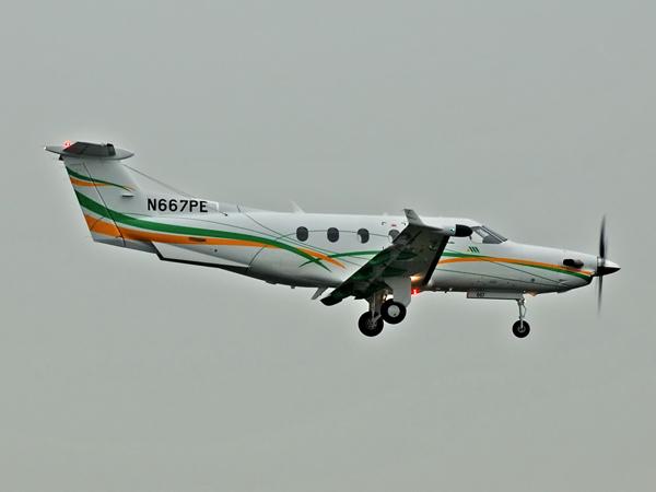 Pilatus PC-12-45    N667PE  (cn 667)