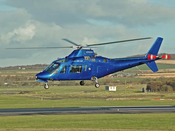 Agusta Spa A109A II  N745HA