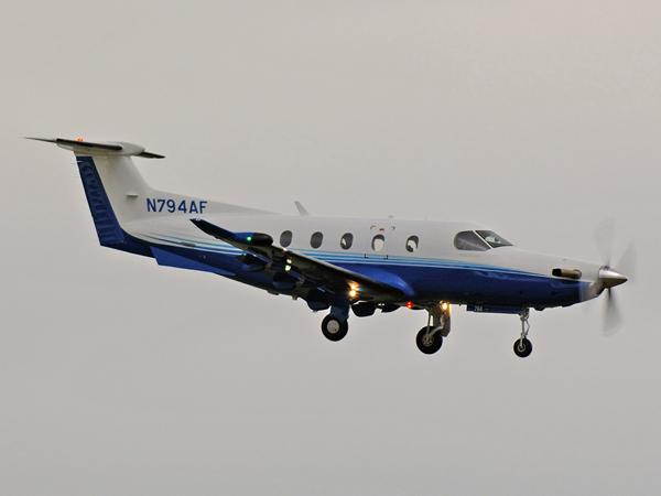 Pilatus PC-12-47  N794AF  (794)