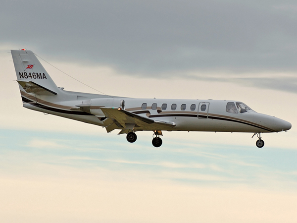 Cessna 560 Citation V     N846MA