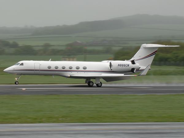Gulfstream Aerospace G-V  N888CW