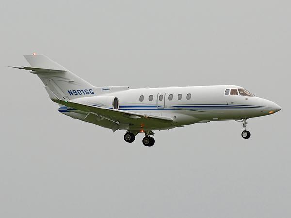 BAe  125 Hawker 850XP    N901SG