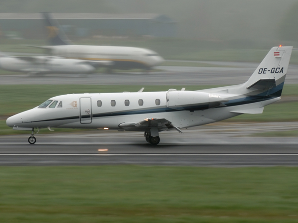 Cessna 560XL Citation   OE-GCA