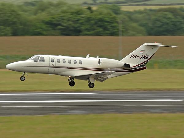 JetNetherlands    Cessna 525A Citation Jet CJ2  PH-JNE