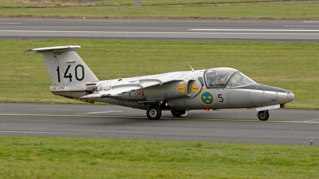 Saab  105/ SK-60E   SE-DXG