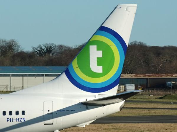 Transavia<br> Boeing 737-8K2