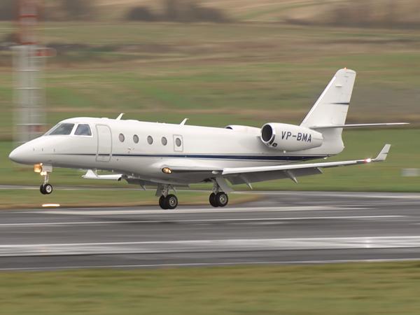 Gulfstream 150    VP-BMA