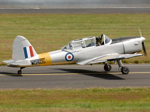 De Havilland DHC-1 Chipmunk   G-ARGG(WD305)