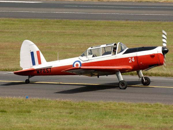 De Havilland DHC-1 Chipmunk   G-BDRJ(WP857)